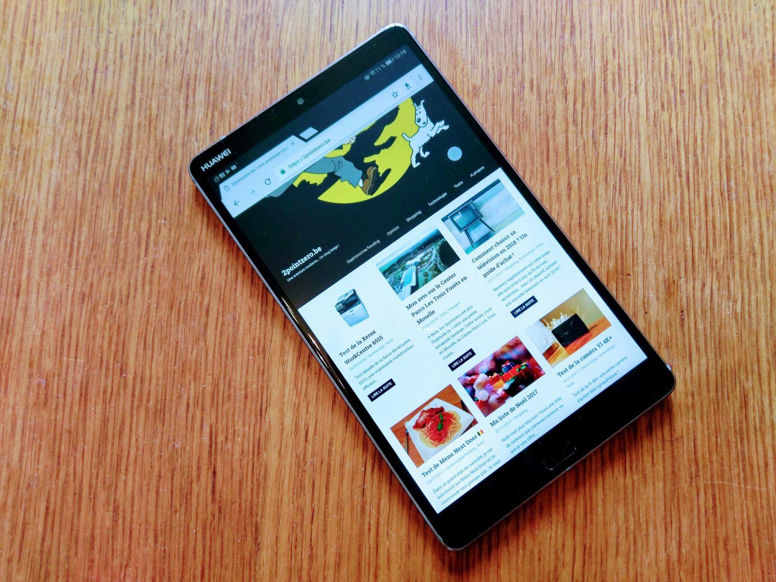 Tablette Huawei MediaPad M5 8.4